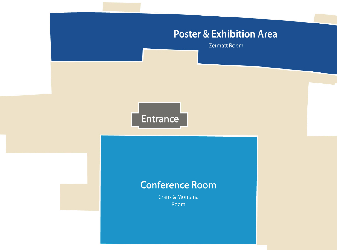 Conference venue map