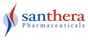 Santhera website